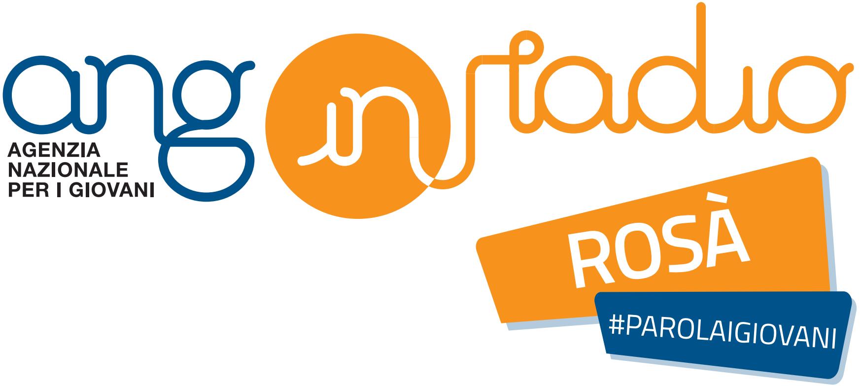 Logo for ANGinRadio - Parola ai Giovani